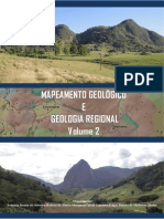 Mapemanto Geologico e Geologia Regional