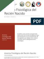René Rivera - Anemia Fisiológica Del Recién Nacido