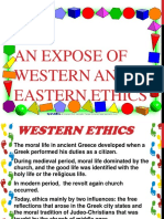 An Expose of Western and Eastern Ethics
