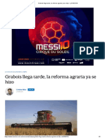 LA NACIÓN 2019 Agro Business