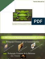 Teorias y Modelos Educativo, Unidad I