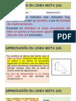 Depreciacion Lr