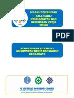 Modul Ahli K3 Umum LKBB