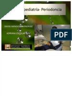 Odontopediatria Periodoncia