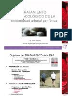 7 Tractament Farmacologic Isquemia Cronica Eeii - Dr Roche