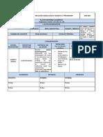 Plan de Refuerzo Academico Ejemplo (1)