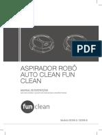 Aspirador Robo - auto clean fun