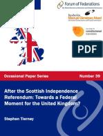 Federal Momento por the United Kingdom