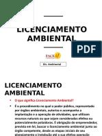 AMB 04 Licenciamento Amb