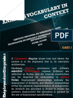Analysis Vocabulary in Context