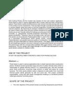 Geo Polymer Concrete