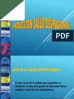 Induccion Presentacion Salud Ocupacional 2016
