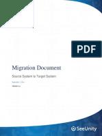 Migration Document