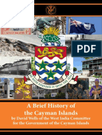 A Brief History of Cayman - October2018