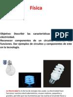 Física - electricidad def - 8vo.pptx
