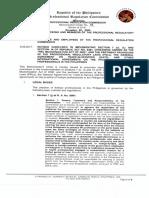 PRC Memorandum 2016-03-0