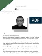 Democracy's Deficits - Newspaper - DAWN.com