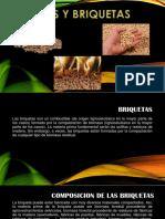 Pellets y Briquetas