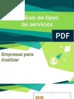 Analisis de Servicios