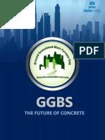GGBS Product Brochure