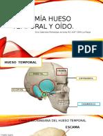 Anatomía Hueso Temporal y Oído