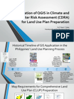 PPT QGIS-Application Padao Philippines