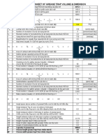 1.Water Drainage System Calculation Sheet(1144 Persons)
