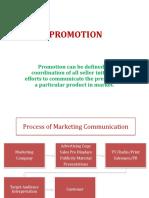 10. Promotion