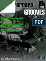 Jeff Porcaro Grooves