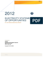 2012 Electricity Statement of Opportunities.pdf