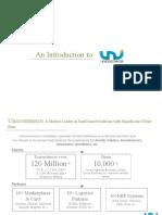 Unicommerce e Brochure