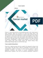 Cancer Market