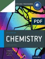 Oxford IB Chemistry Course Companion
