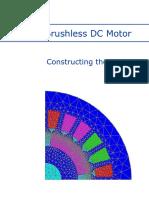 Tutorial Brushless DC Motor Geometry