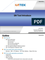 VC SN Tool Introduce