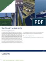 LNG Fundamentals Presentation 2019