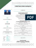 CV Christian Dimas