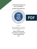 Final Exam Bip Nanomasktechnology Apagroup Classb PDF