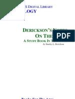 Derickson's Notes on Theology