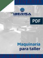 IBERISA catálogo presentación automoción