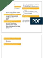 Big Idea Checklist