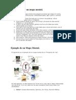 Como Elaborar Un Mapa Mental