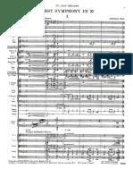 Arnold Bax-Symphony 1/1