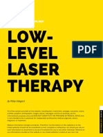 Low-Level Laser Therapy by Philip Odegard
