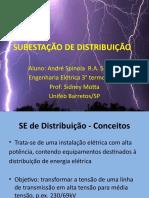 0 Gtd Subestação de Distribuição 5 Min