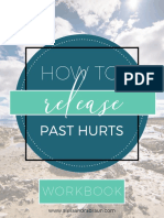 how to release past hurts