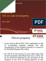 TDS Tutorial India