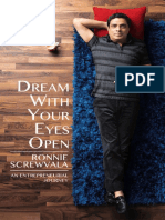 Dream With Your Eyes Open an Entrepreneurial Journey