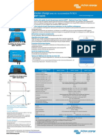 Datasheet BlueSolar Charge Controller MPPT 150 45 Up to 150 70 FR