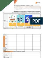 5º Ano-- Modelo de Planeamento de Projeto